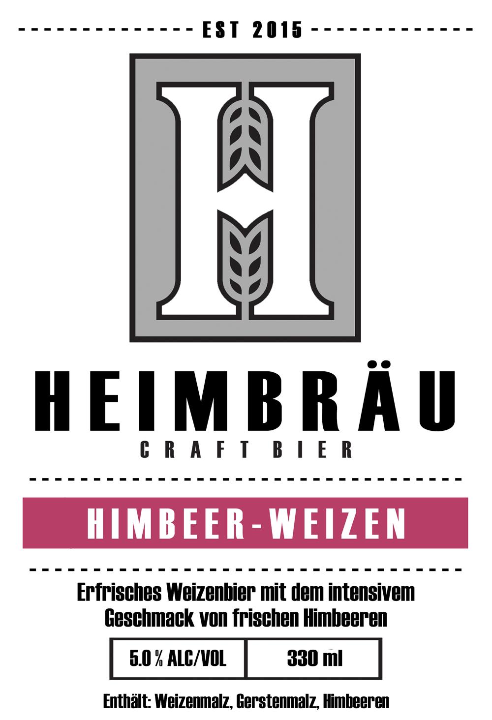 Himbeer Weizen